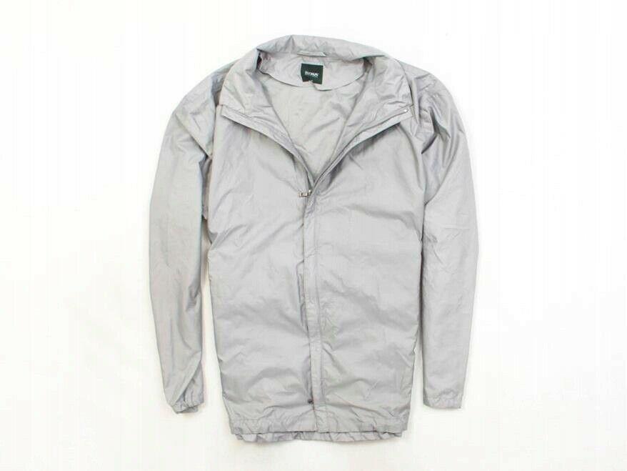 a97bef1e6 B Hugo Boss Mens Jacket Windcheater Grey 48 #fashion #clothing #shoes  #accessories #mensclothing #coatsjackets (ebay link)
