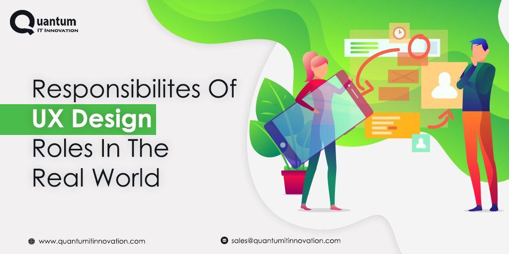 Responsibility Of Ux Designer Digital Marketing Agency Digital Marketing Marketing Agency