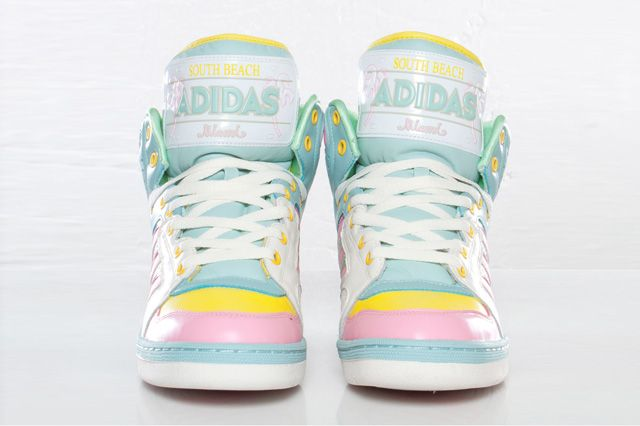811e3bce3ad2 JEREMY SCOTT x ADIDAS ORIGINALS JS LICENSE PLATE (SOUTH BEACH ...
