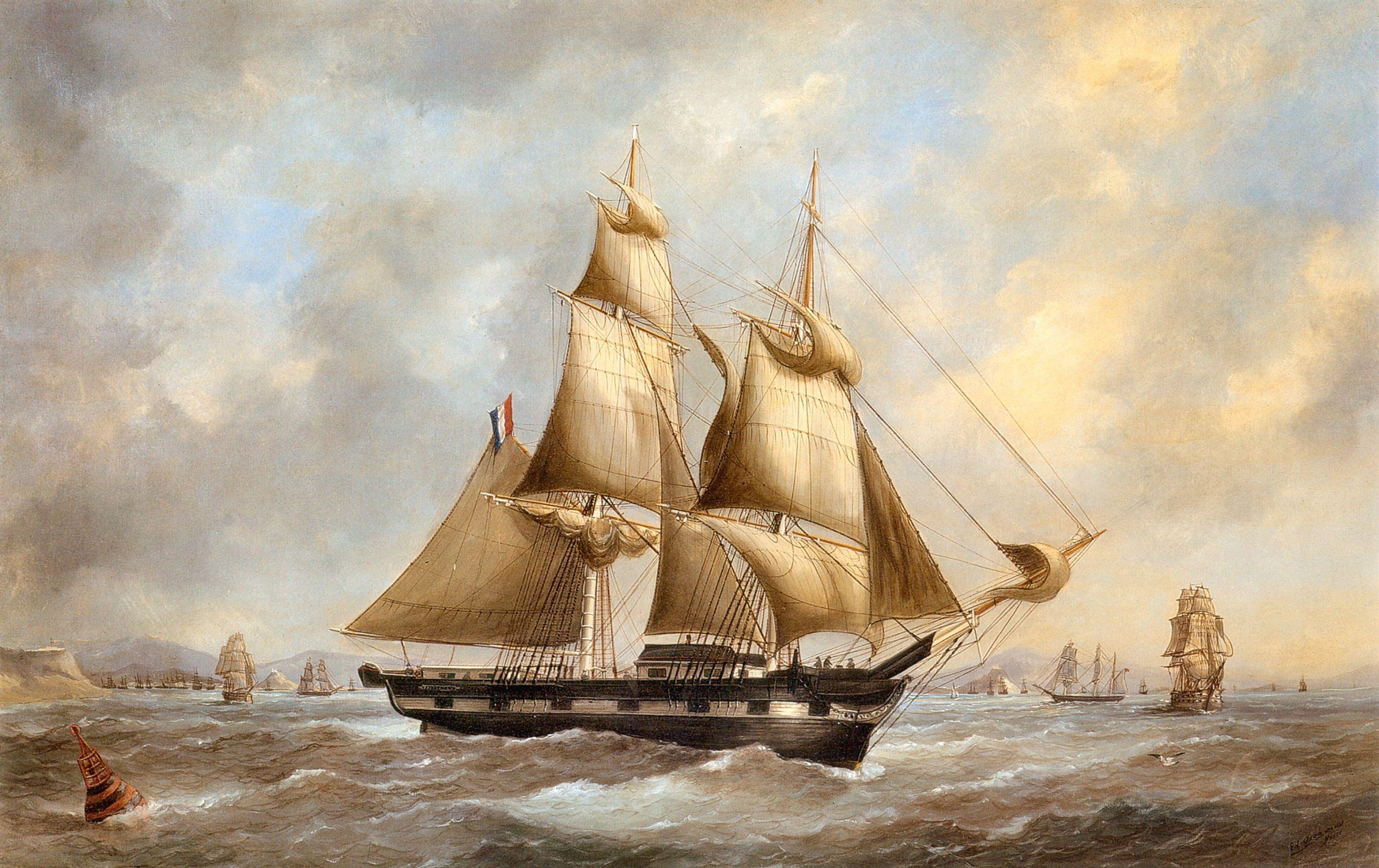 Картинки для декупажа корабли для печати на принтере