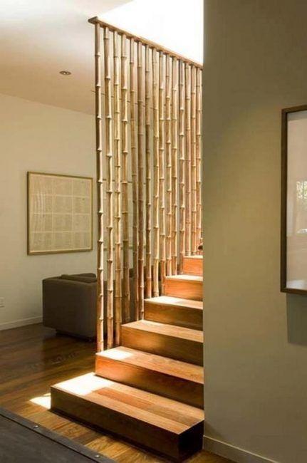 Decoración con bambú 20 ejemplos para decorar tu casa Decoración - decoracion con bambu
