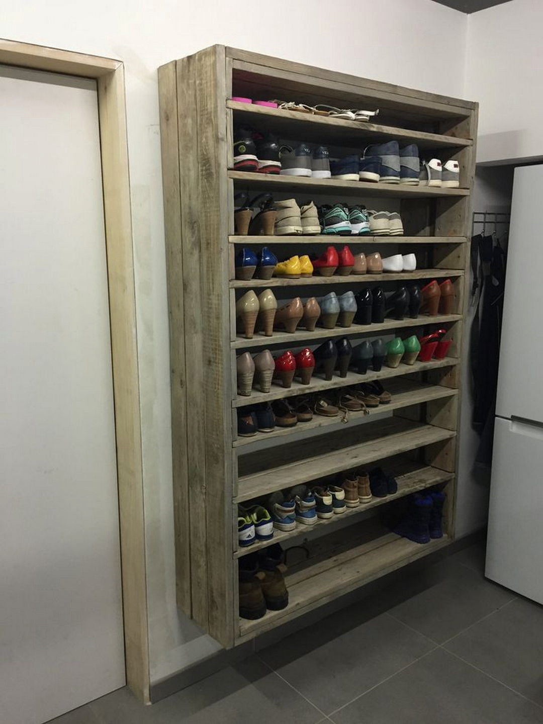 58 Brilliant Shoes Rack Design Ideas  Https://www.futuristarchitecture.com/16548 Shoes Rack.html