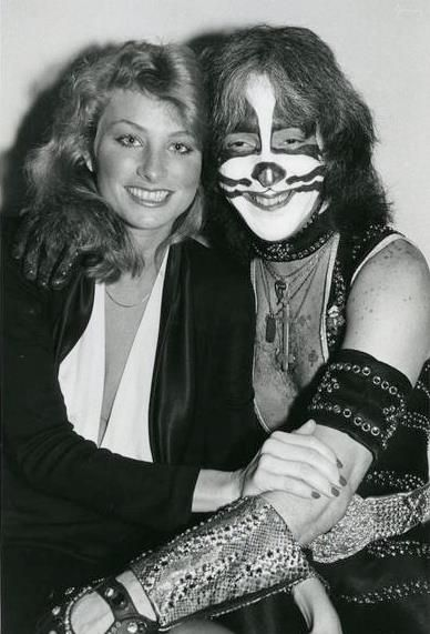 Peter and Debra in 1979 | KISS Originals During the 70's ...