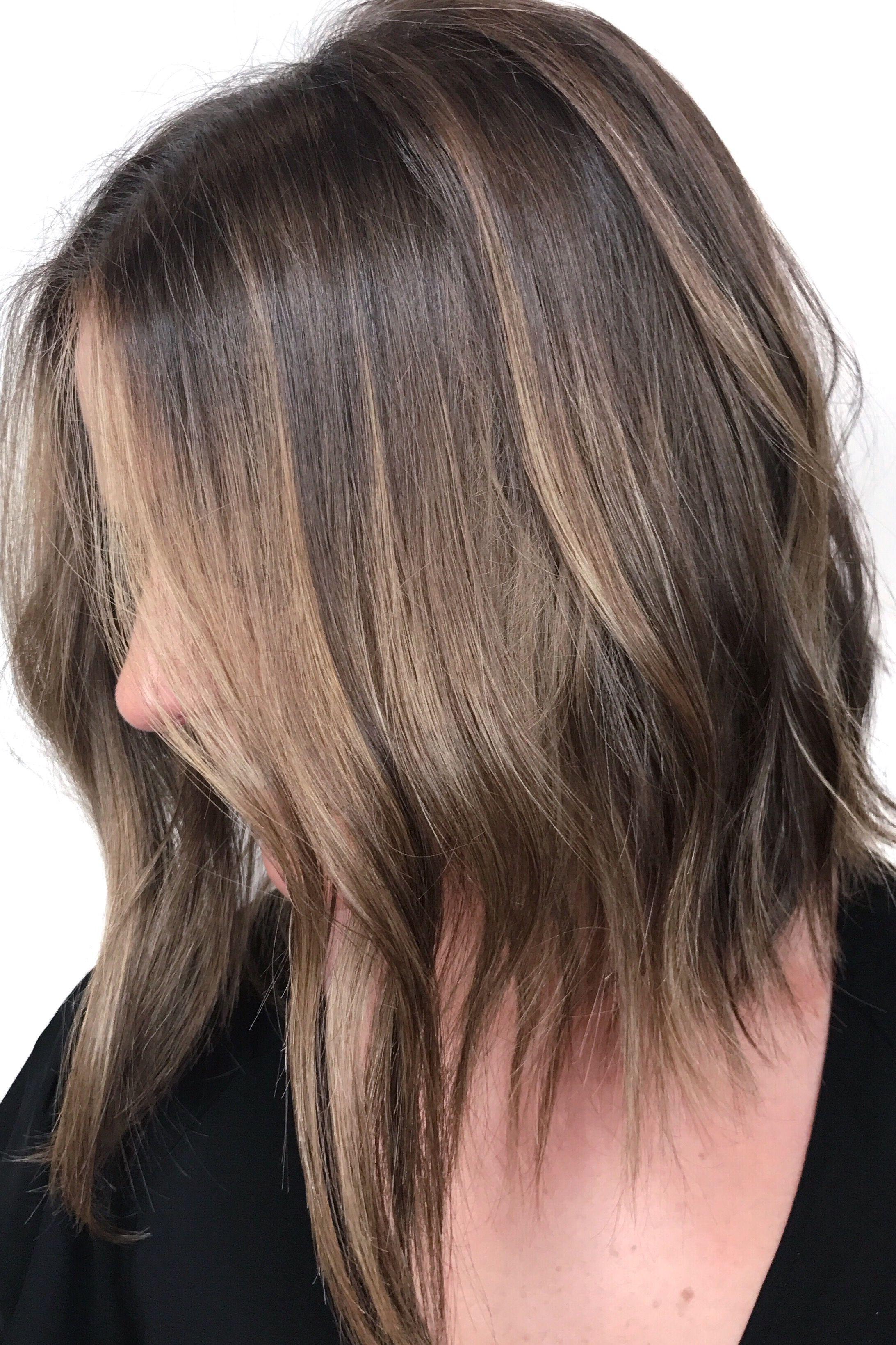 Bronde Highlights Bronde Hair Bronde Balayage Sun Kissed Color