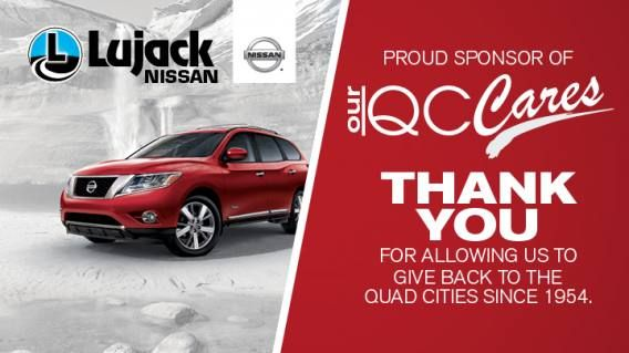 lujack nissan in davenport new used nissan car dealership serving rock island comida pinterest