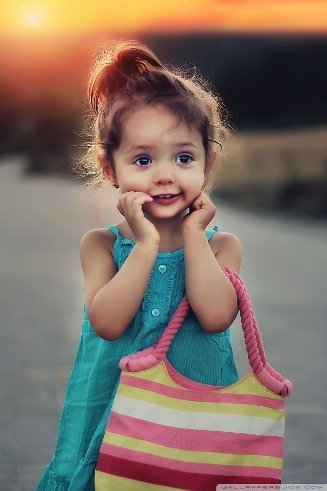 Cute Baby Girl Hd Wallpaper Baby Shower Pinterest Children