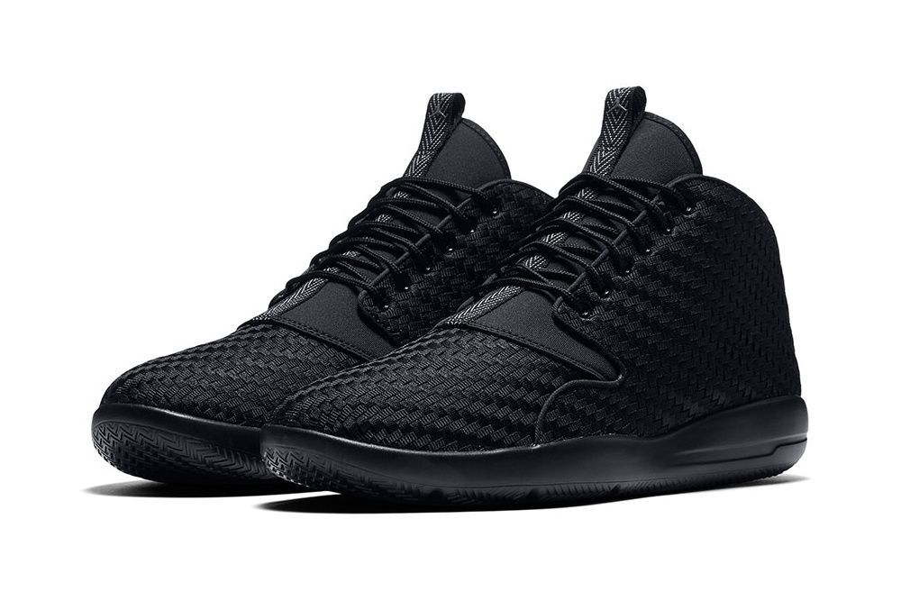 reputable site 589e9 0e76c Jordan Eclipse Chukka All-Black
