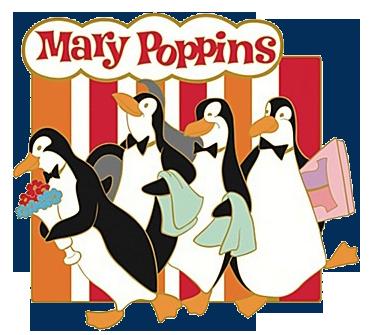 ペンギン メリー ポピンズ