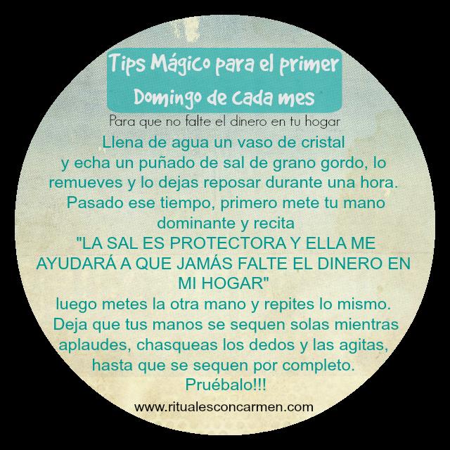 Tips Mágico Para Atraer El Dinero Con Agua Y Sal Tarot Con Margui Centeno Libro De Las Sombras Hechizos Y Conjuros Magia Blanca