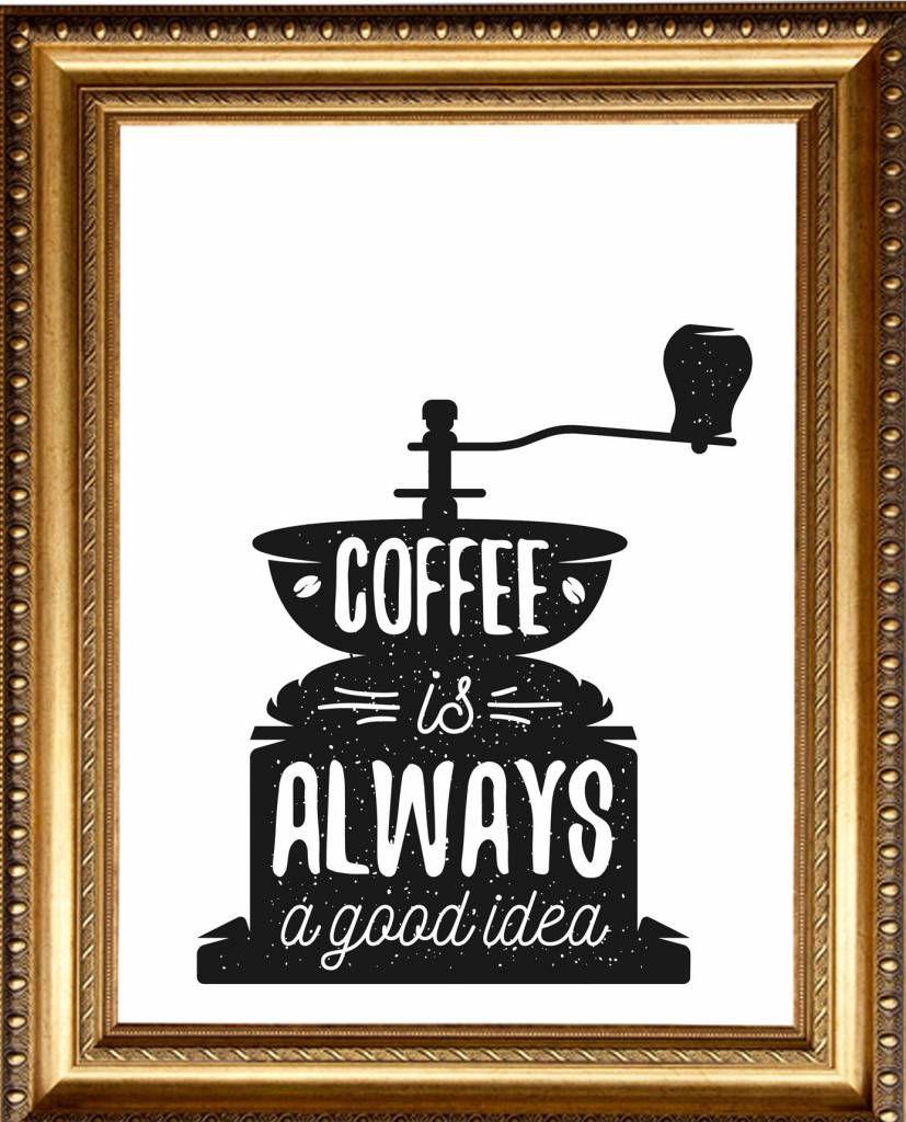 Poster Kaffeemühle   On the wall   Pinterest   Kaffeemühle, Poster ...