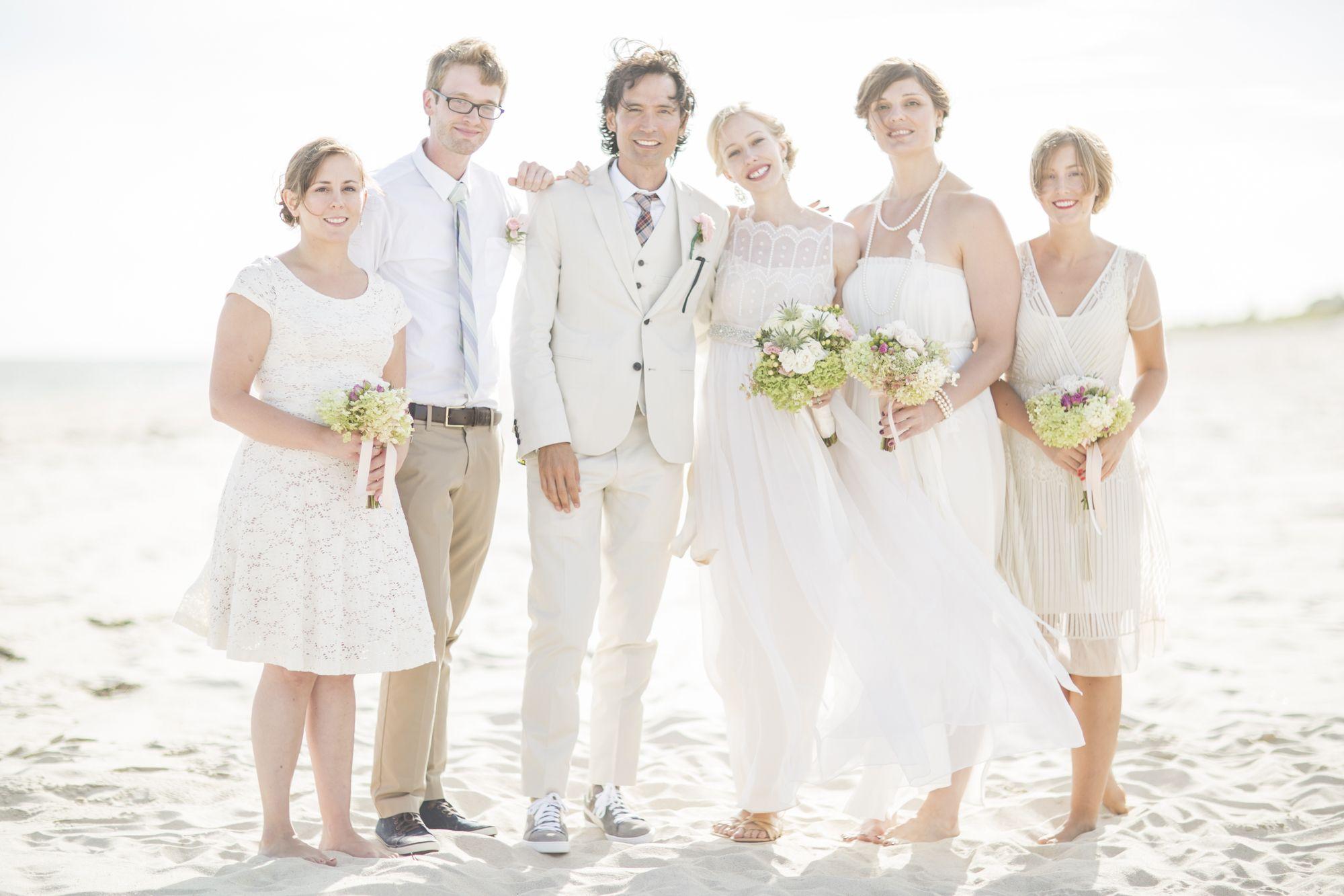 Nontraditional wedding attendants wedding ideas pinterest