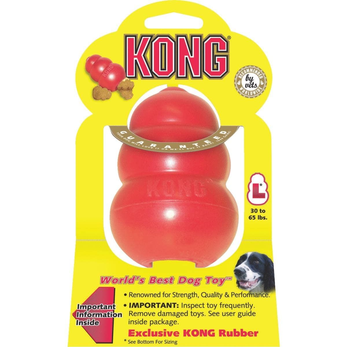 Dog toys images  Kong Large Red Kong Dog Toy  Toy and Products