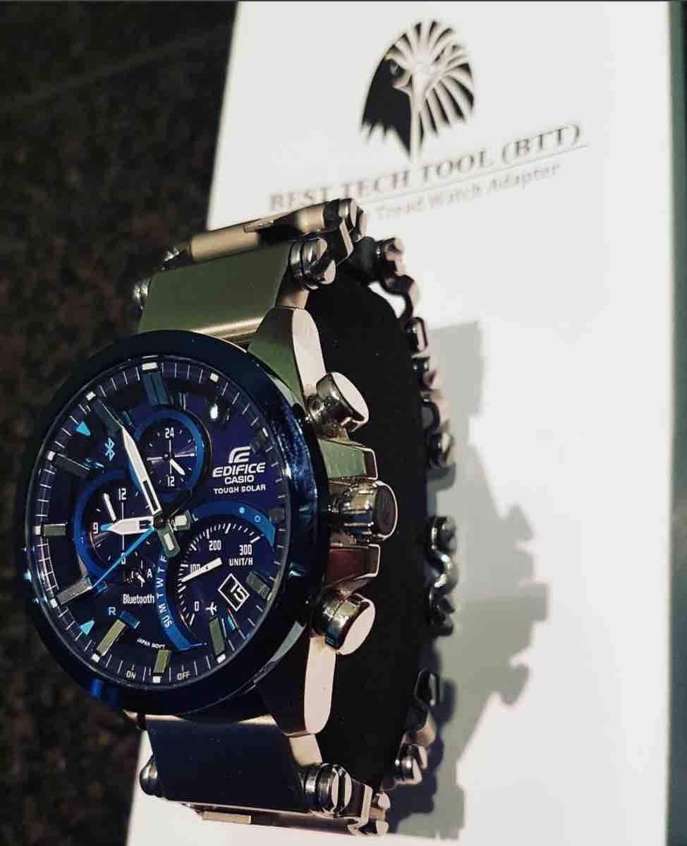 4ca48c10206b Leatherman Watch Casio Edifice
