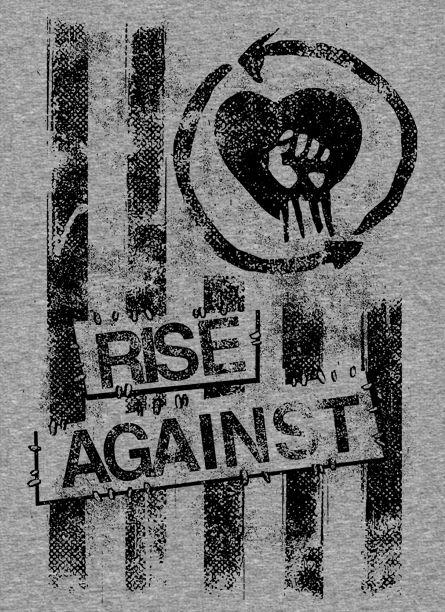 Rise Against This Shows That You Dont Have To Be Like Everyone Just Need And Stand Up Whats Right Wrong