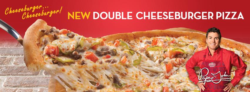 News Papa John S New Double Cheeseburger Pizza Brand Eating Easy Pickling Recipes Homemade Pickles Pickle Recipes Homemade