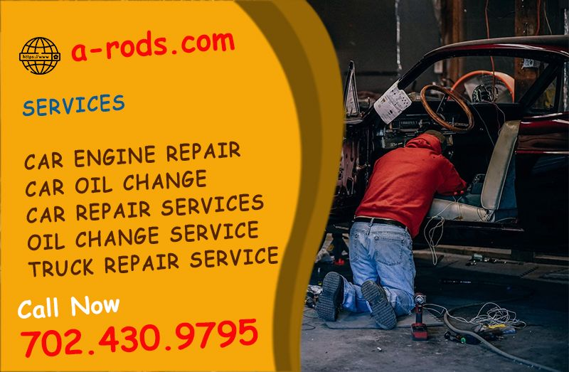 ARod's Auto Service Everything that Your Car repair