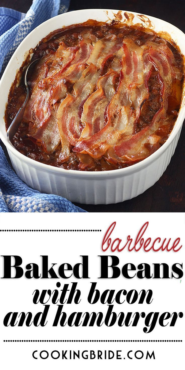 Barbecue Baked Beans images