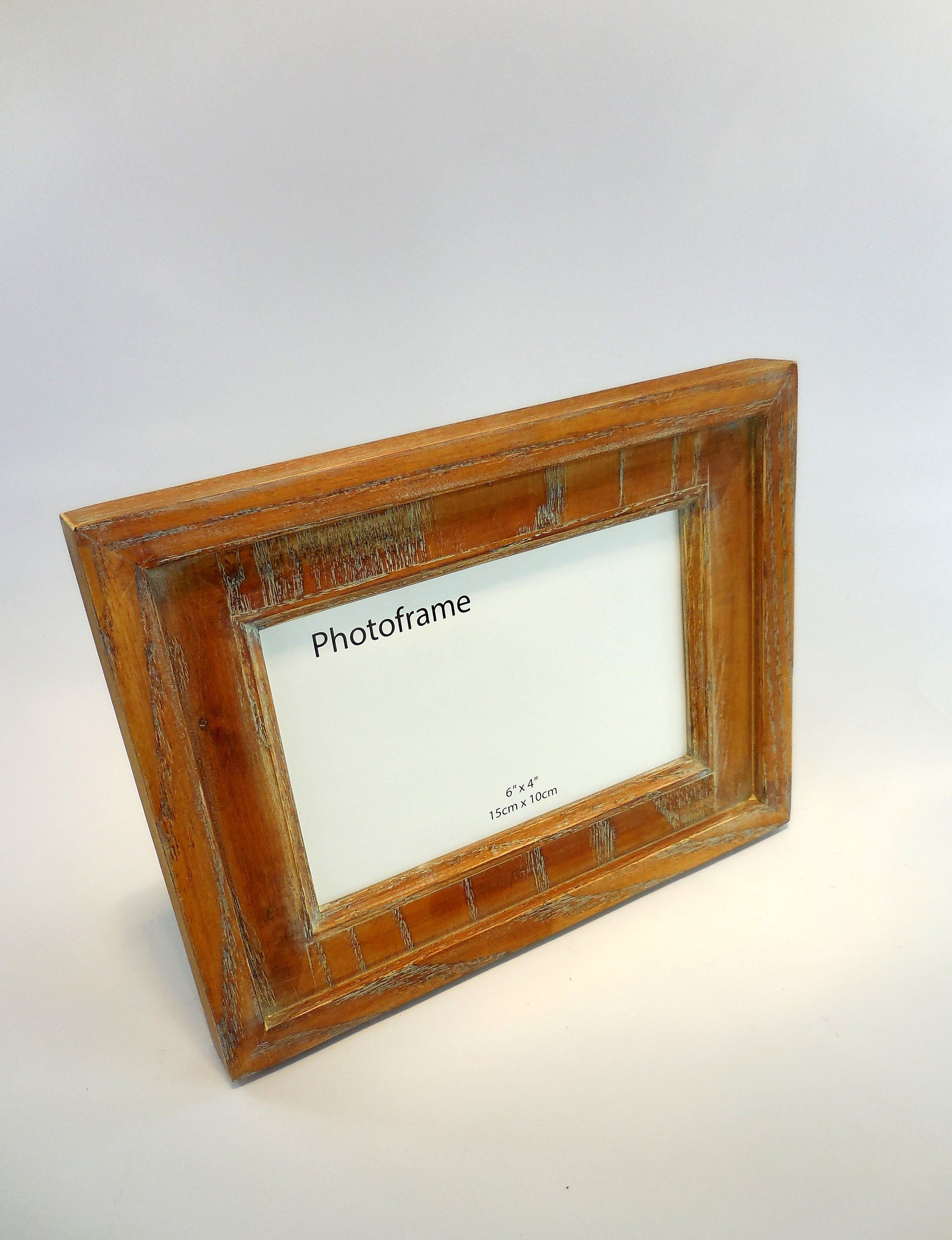 Wooden Picture Frame 4x6 Picture Frame Ash Wood Frame Wood Photo