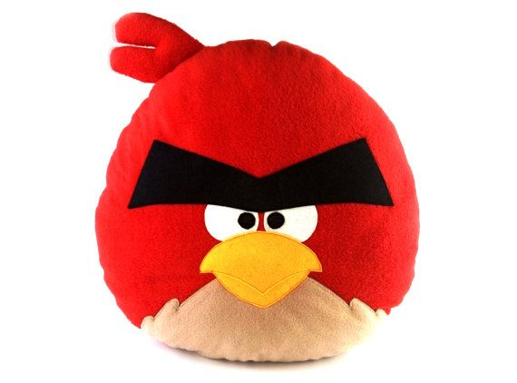 Decorative toy-pillow Angry Birds Terence | Angry Birds toy