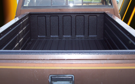 Spray Polyurea Polyurethane And Poly Hybrid Bedliners Bed Liner
