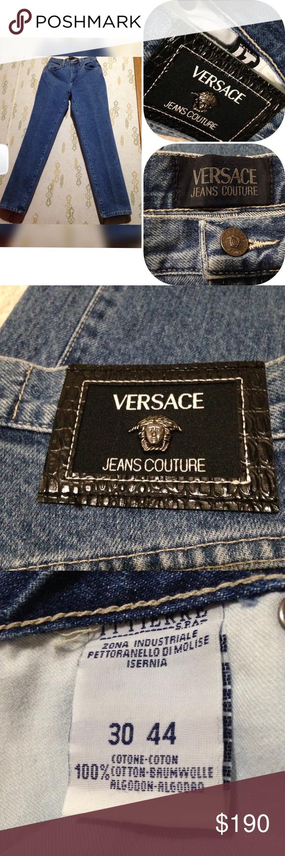 Versace Jeans Versace Jeans Trendy Denim Versace