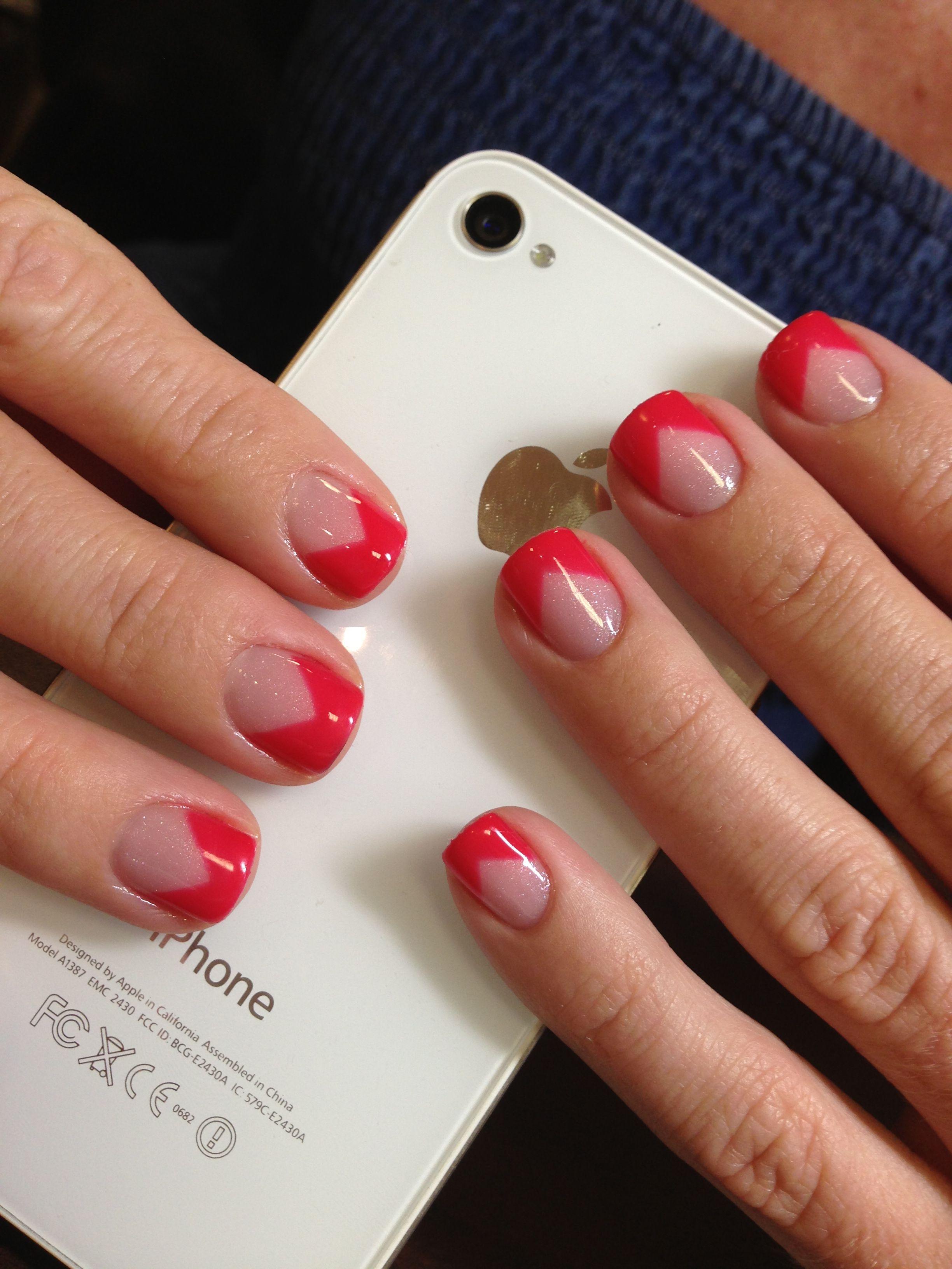 Shellac cnd nails nails by edge salon cape coral florida shellac cnd nails prinsesfo Images