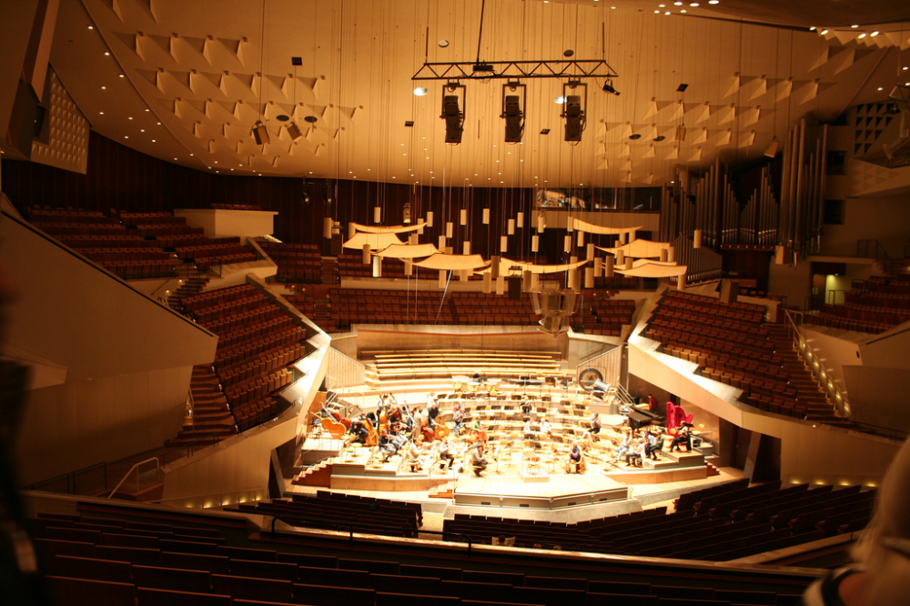 21 Of The World S Most Beautiful Concert Halls In 2020 Modern Buildings Concert Hall Architecture
