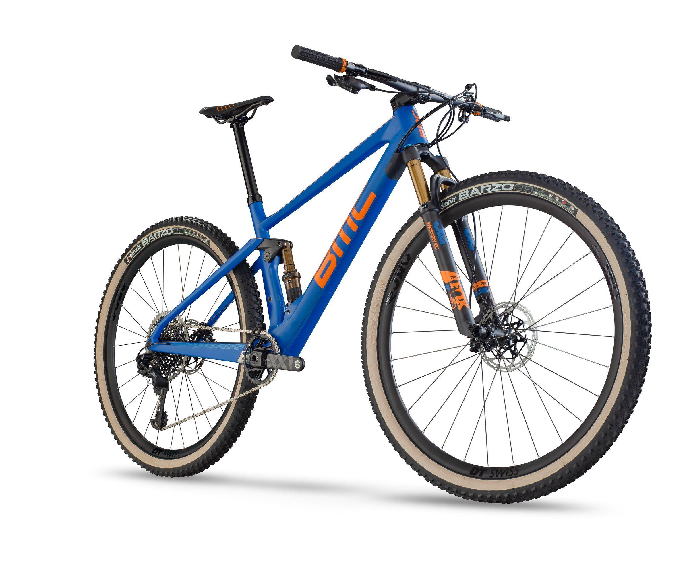 Neues Bmc Fourstroke 01 Steifer Leichter Schneller In 2020 Fahrrad Neue Wege Rad