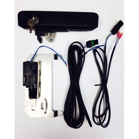 Pop /& Lock PL8510 Power Tailgate Lock for Toyota Tacoma
