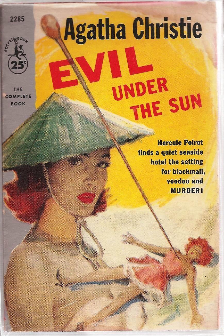 Evil Under The Sun Agatha Christie Agatha Christie Books Evil