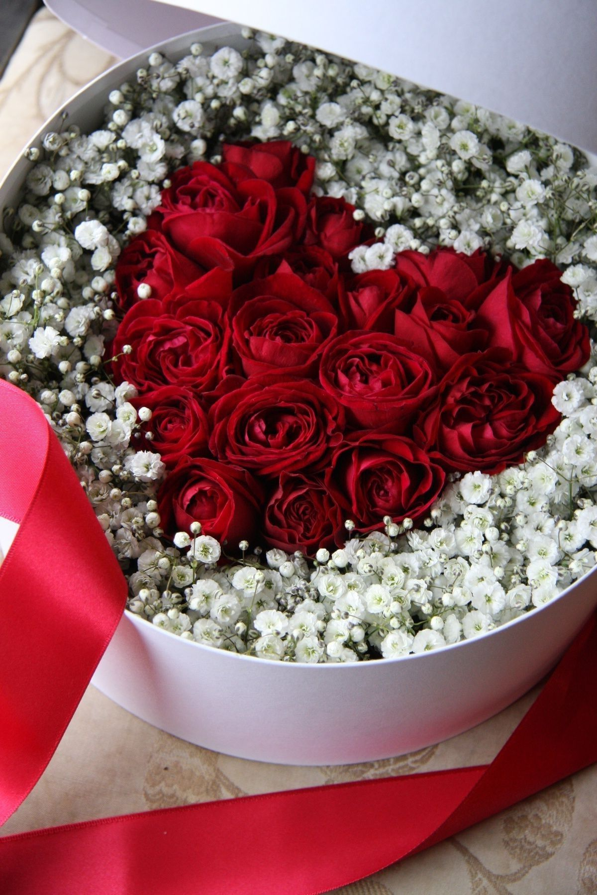 Bouquet De Fleur Pour St Valentin box cadeau pour la saint-valentin: 12 façons créatives de