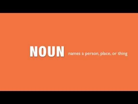 Noun Song - Have Fun Teaching