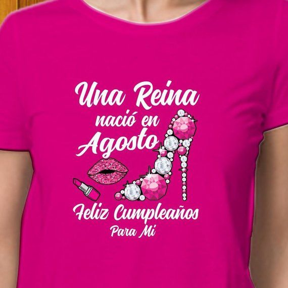 auténtico auténtico precio asombroso Descubrir Una Reina Nacio en Agosto, Labios Tacos Diamantes , Feliz ...