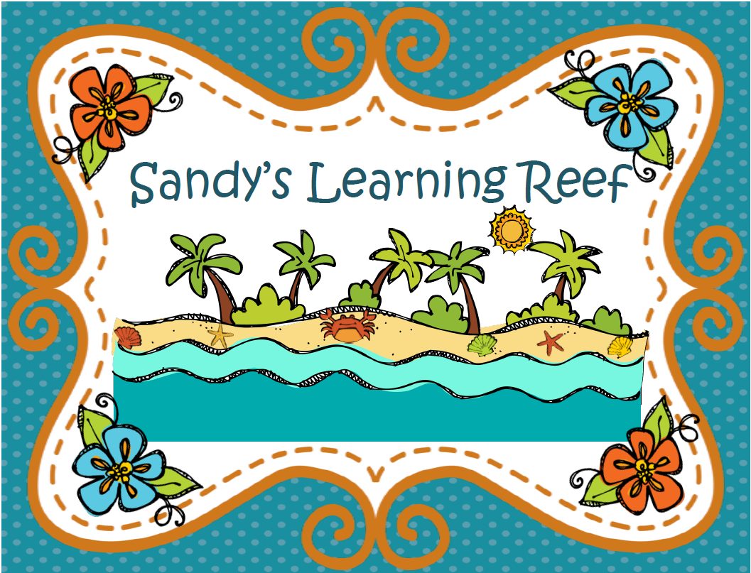 Check Out Sandy S Learning Reef For Fun Ideas And Freebies