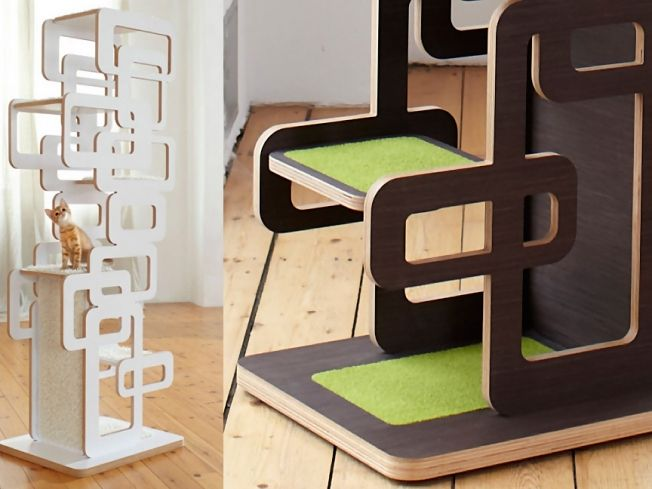 modern cat tree furniture. While It Is Important To Incorporate Trendy And Modern Cat Furniture In Your Homes, Should Not Take Up Too Much Space. Below Are 10 Tree I