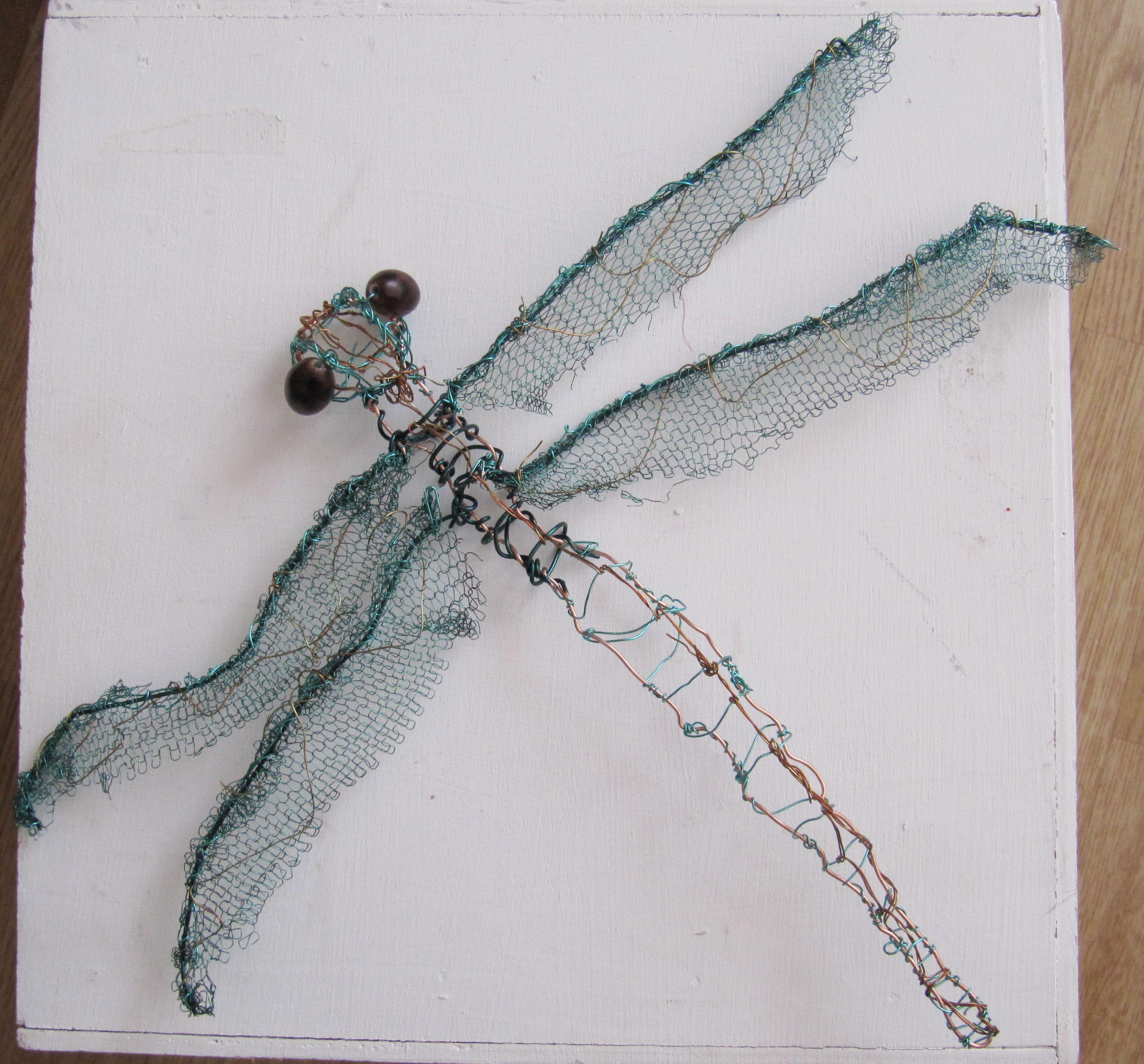 chicken wire sculpture | Wire workshops | Fiona Campbell Art | Page