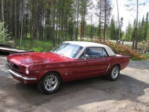 Classic Ford Mustang Parts Alberta Collector Cars For Sale