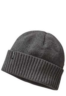 40b87855f696d Patagonia Brodeo Beanie Hat in Feather Grey 29206-FEA in 2019 ...