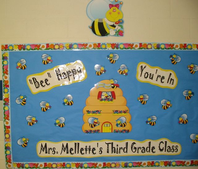Bulletin Board Ideas 2 Year Olds: 50 Tips, Tricks And Ideas For Teaching 3rd Grade