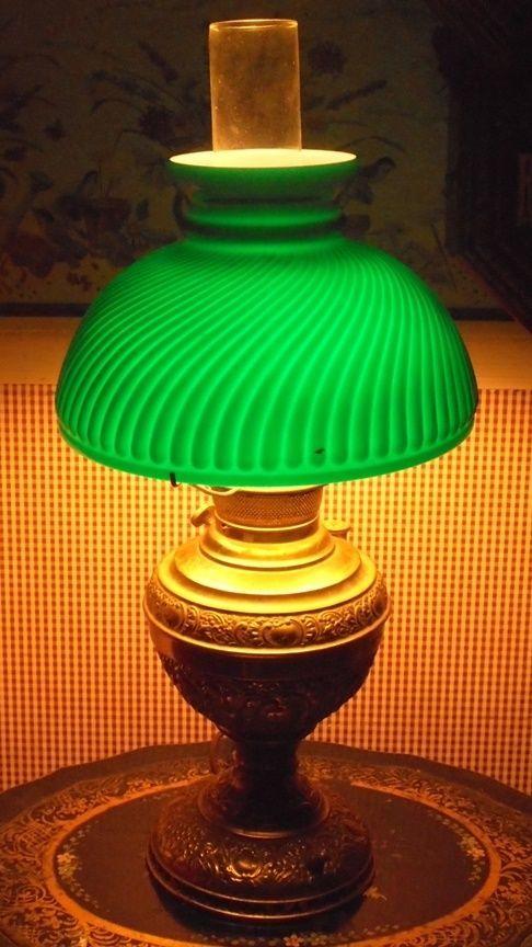 Ornate antique edward miller juno lamp green cased glass shade c ornate antique edward miller juno lamp green cased glass shade c 1898 aloadofball Gallery