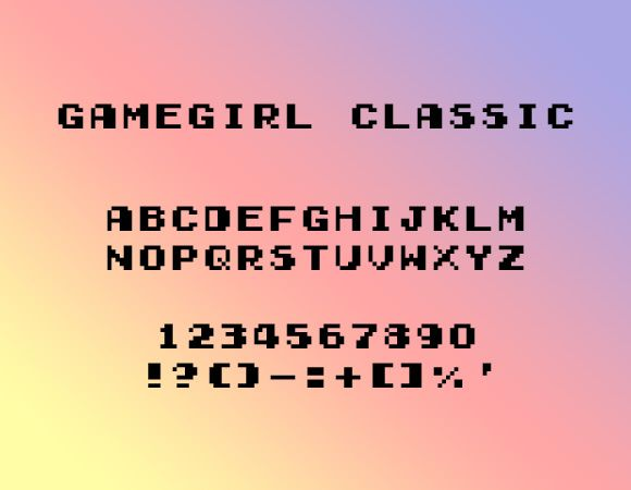 25 Free Pixel-Perfect Fonts for 8-Bit Designs | Cross