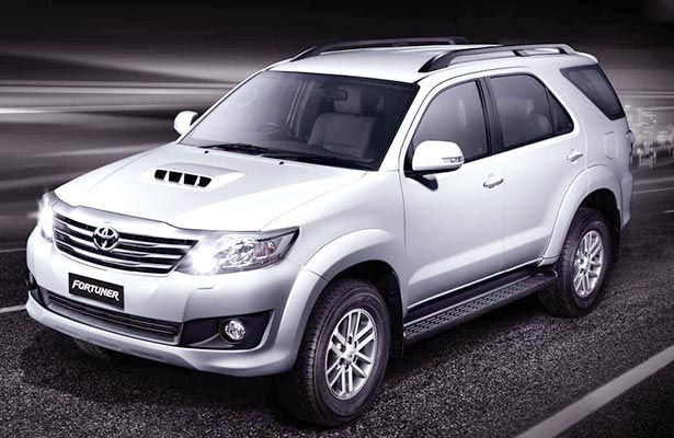 2016 Toyota Fortuner Principle Vehicle - http://carusreview.com/2016-toyota-fortuner-concept-car/