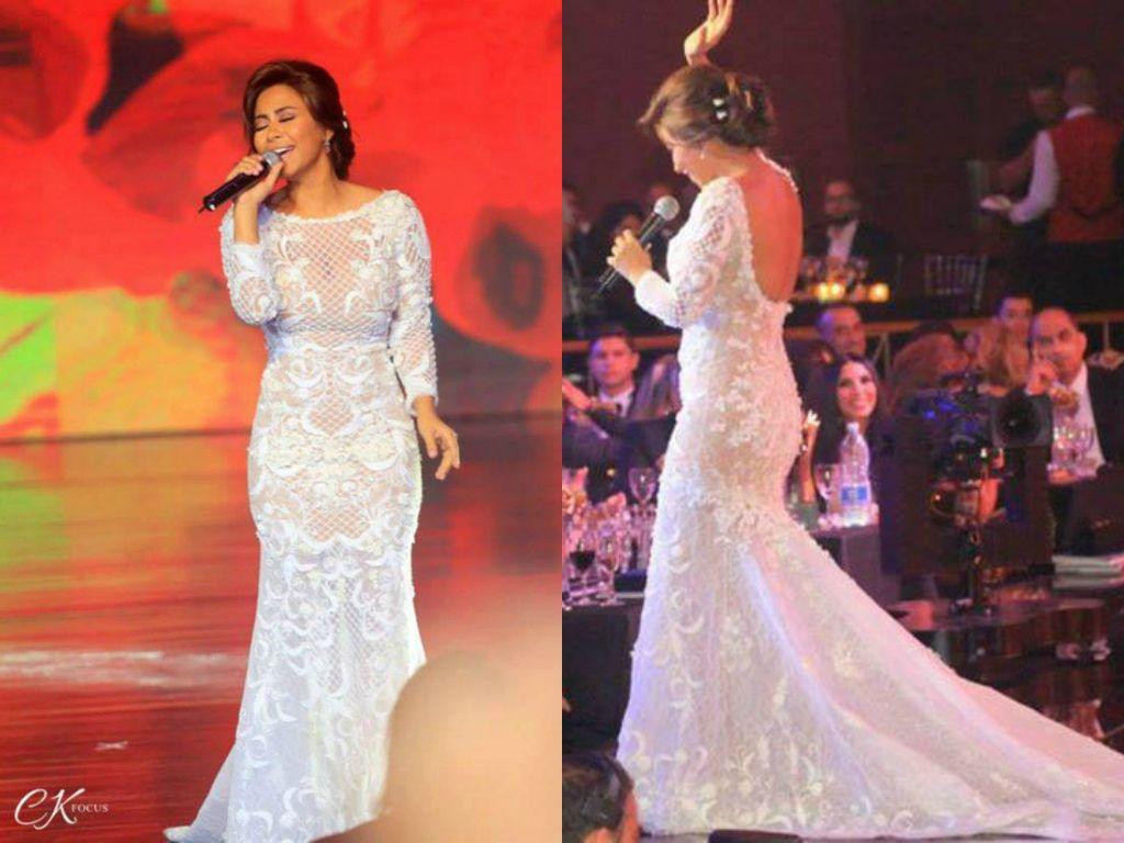 I Love Sherine Abdel Wahab S Dress Dresses Mermaid Formal Dress