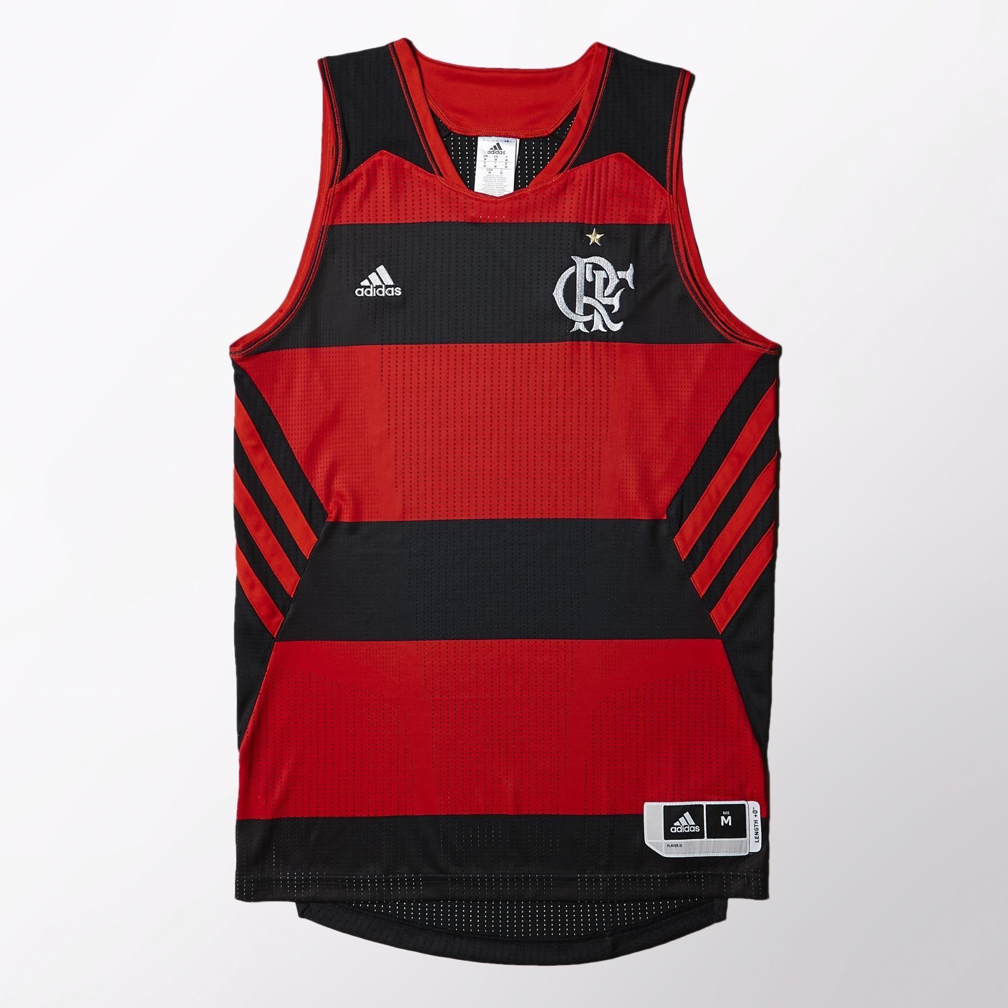 163a709509969 adidas - Regata Basquete Flamengo