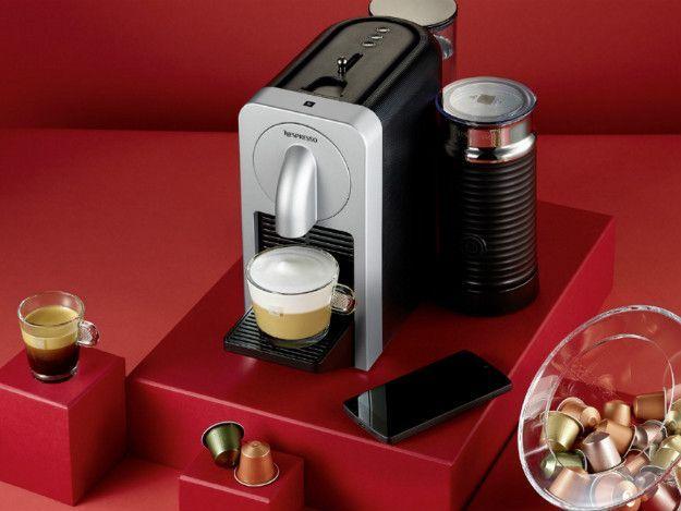 Nova máquina Nespresso permite preparar cafés pelo smartphone - IDG Now!