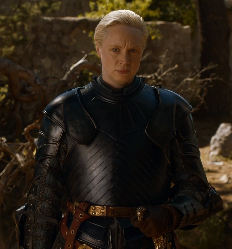 Lady Brienne Of Tarth : Game Of Thrones