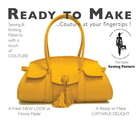 PDF Sewing Pattern Womens High Fashion von ReadytoMakeCouture ...