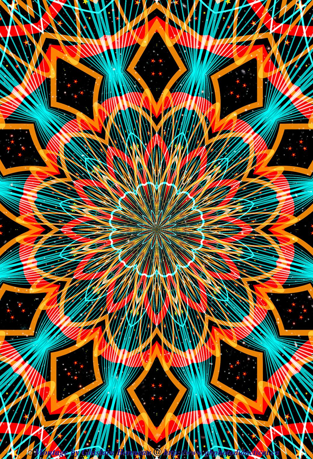 Psychedelic Trippy Backgrounds For Desktop, Android iPhone
