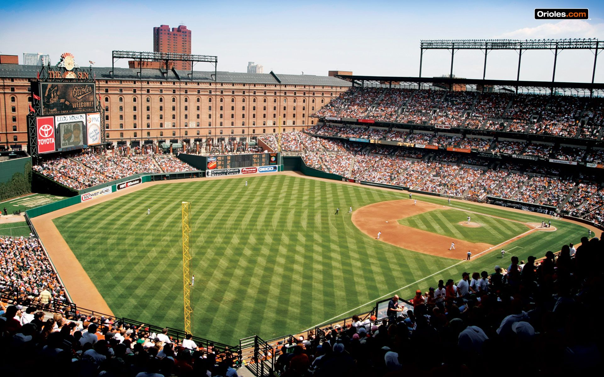 Baltimore Orioles Wallpapers Browser Themes More Baltimore Orioles Wallpaper Orioles Wallpaper Baltimore Orioles Stadium