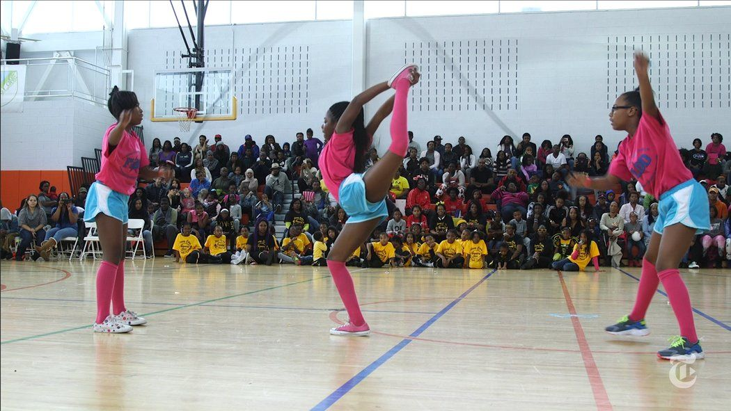 New Double Dutch League Is Jumping Its Way to the Head of